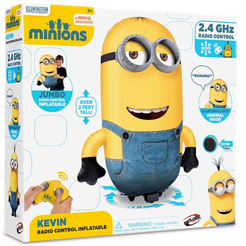 remote controlled minion
