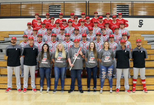 2019 Baseball Team Photo