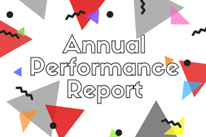 Annual Performance Report Graphic