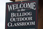 Welcome to the Bulldog Outdoor Classroom