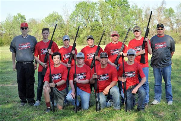 2018 Carl Junction Trap Team