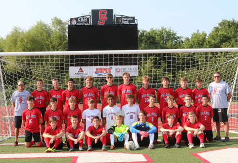 Boys Soccer Team