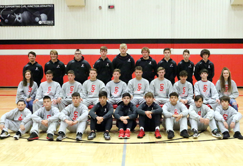 2018-19 High School Wrestling Team