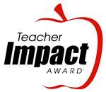 Teacher impact award